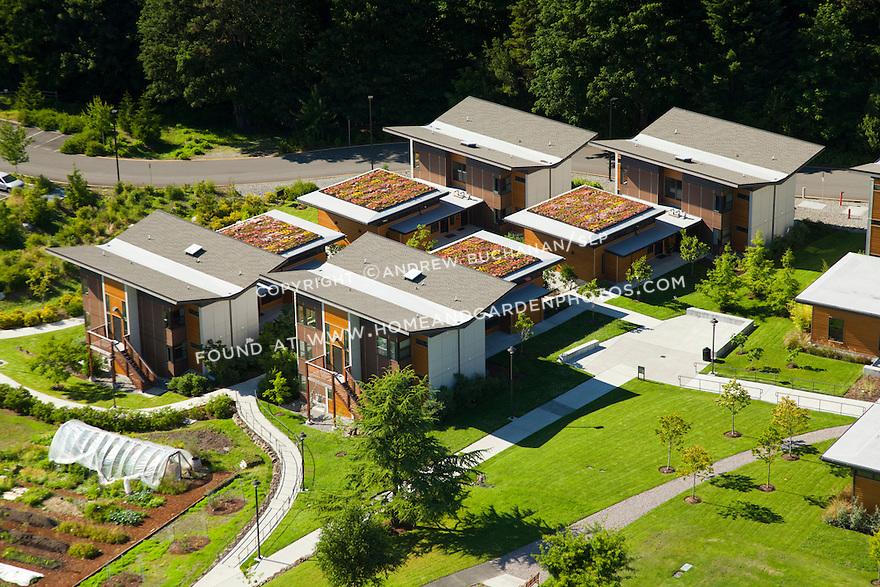 Bastyr Univ. student housing project, Kenmore, WA