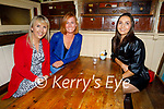 Enjoying the evening in Reidy's in Killarney on Saturday, l to r: Michelle O'Leary (Listry), Siobhan Kearns (Killarney) and Margaret O'Doherty (Listry).