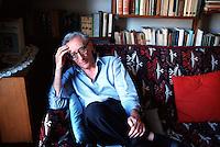 2001: FRANCO LOI, WRITER  © Leonardo Cendamo