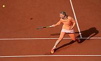 Paris, France, 04 ,10,  2020, Tennis, French Open, Roland Garros, Kiki Bertens (NED)<br /> Photo: Susan Mullane/tennisimages.com
