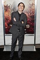 """Dan Mazeau..Anteprima di """"La Furia dei Titani"""".. """"Wrath of the Titans""""..AMC Lincoln Square Theater..26/03/2012, New York..Foto Insidefoto / Marco Sagliocco....Only Italy"""