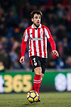 Benat Etxebarria Urkiaga of Athletic Club de Bilbao in action during the La Liga 2017-18 match between Getafe CF and Athletic Club at Coliseum Alfonso Perez on 19 January 2018 in Madrid, Spain. Photo by Diego Gonzalez / Power Sport Images