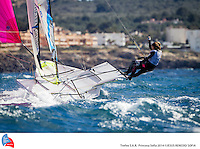 45 TROFEO S.A.R. PRINCESA SOFIA. Palma de Mallorca, Spain. Training session  March 23rd