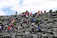 Nederland - Spaarnwoude - mei 2019. De Strong Viking Hills Edition. Obstacle Run in recreatiegebied Spaarwoude.   Foto Berlinda van Dam / Hollandse Hoogte.