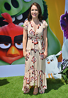 """LOS ANGELES, USA. August 10, 2019: Marla Sokoloff at the premiere of """"The Angry Birds Movie 2"""" at the Regency Village Theatre.<br /> Picture: Paul Smith/Featureflash"""
