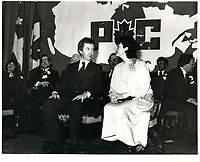 Joe Clark<br /> , le 18 fevrier 1979, au Reine-Elizabeth<br /> <br /> <br /> PHOTO : agence quebec presse