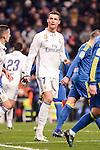 Real Madrid's Cristiano Ronaldo during Copa del Rey match between Real Madrid and Celta de Vigo at Santiago Bernabeu Stadium in Madrid, Spain. January 18, 2017. (ALTERPHOTOS/BorjaB.Hojas)