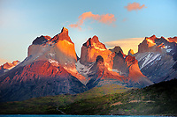 CHILE - National Park Torres del Paine<br />