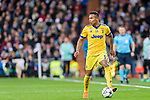 Alex Sandro of Juventus in action during the UEFA Champions League 2017-18 quarter-finals (2nd leg) match between Real Madrid and Juventus at Estadio Santiago Bernabeu on 11 April 2018 in Madrid, Spain. Photo by Diego Souto / Power Sport Images