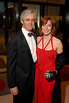 Marcy and Tom Wessel at the Socitey for the Performing Arts Gala at Jones Hall Saturday  March 29,2008.(Dave Rossman/For the Chronicle)