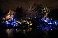 Japanese Garden of the Montreal Botanical Garden