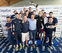 Serie A1 Uomini<br /> Larus Nuoto società seconda classificata<br /> Coppa Caduti di Brema<br /> Finale Nazionale Campionato a Squadre UnipolSai<br /> Riccione Italy 14-18/04/2015<br /> Photo Giorgio Scala/Deepbluemedia/Insidefoto