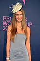 HALLANDALE BEACH, FL - JANUARY 25:  Betsy Alvarez attends the 2020 Pegasus World Cup Championship Invitational Series at Gulfstream Park on January 25, 2020 in Hallandale, Florida. ( Photo by Johnny Louis / jlnphotography.com )