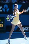 Victoria Azarenka (BLR) powers into final at Australian Open in Melbourne on January 23, 2013.