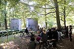 CARTE BLANCHE - RODOLPHE BURGER<br /> <br /> Conversation à cordes<br /> avec : Jean Paul Curnier et Rodolphe Burger<br /> Date : 27/09/2014<br /> Lieu : Parc Jean Jacques Rousseau - Jeu d'arc<br /> Ville : Ermenonville