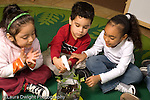 Preschool New York City ages 4-5 nature science watering plant