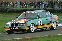 1992 British Touring Car Championship #8 Tim Harvey (GBR). M Team Shell Racing with Listerine. BMW 318is Coupe.