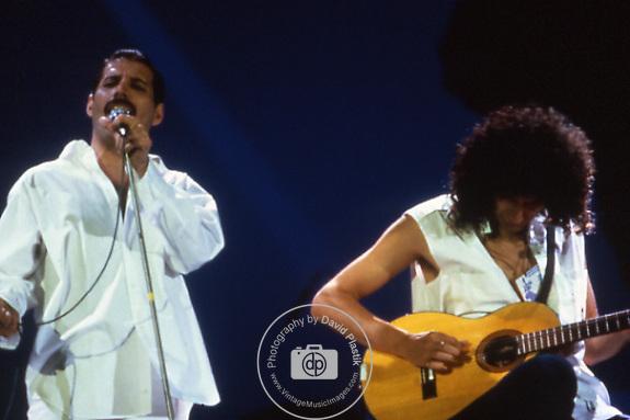 Queen , Live Aid 1985 Wembley Stadium