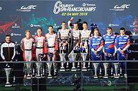 FIA WEC RACE - 6 HOURS OF SPA (BEL) ROUND 7 05/02-04/2019