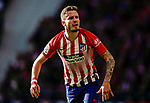 Saul Niguez Esclapez of Atletico de Madrid reacts during the La Liga 2018-19 match between Atletico de Madrid and Deportivo Alaves at Wanda Metropolitano on December 08 2018 in Madrid, Spain. Photo by Diego Souto / Power Sport Images