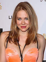 HOLLYWOOD, LOS ANGELES, CA, USA - AUGUST 18: Maitland Ward arrives at the Los Angeles Premiere Of Lionsgate Films' 'The Prince' After Party held at Supperclub on August 18, 2014 in Hollywood, Los Angeles, California, United States. (Photo by Xavier Collin/Celebrity Monitor)