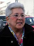 WATERBURY, CT04 January 2006-010406TK05  Marie Lumia of Waterbury will choose not file her  tax returns electronically.  Tom Kabelka / Republican-American (Marie Lumia)CQ