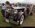 1934 Packard Dietrich Convertible Sedan, Pebble Beach Concours d'Elegance