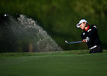 Ji Hyun Kim of Korea in action during the Hyundai China Ladies Open 2014 on December 13 2014, in Shenzhen, China. Photo by Xaume Olleros / Power Sport Images