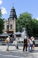 Hotel Metropolis in Kaunas, Litauen, Europa
