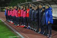 20190301 - LARNACA , CYPRUS : illustration picture during a women's soccer game between Hungary and Italy , on Friday 1 March 2019 at the GSZ Stadium in Larnaca , Cyprus . This is the second game in group B for both teams during the Cyprus Womens Cup 2019 , a prestigious women soccer tournament as a preparation on the FIFA Women's World Cup 2019 in France . PHOTO SPORTPIX.BE | STIJN AUDOOREN