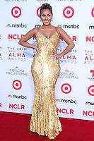 PASADENA, CA - SEPTEMBER 27: Actress/Singer Adrienne Bailon arrives at the 2013 NCLR ALMA Awards held at Pasadena Civic Auditorium on September 27, 2013 in Pasadena, California. (Photo by Xavier Collin/Celebrity Monitor)