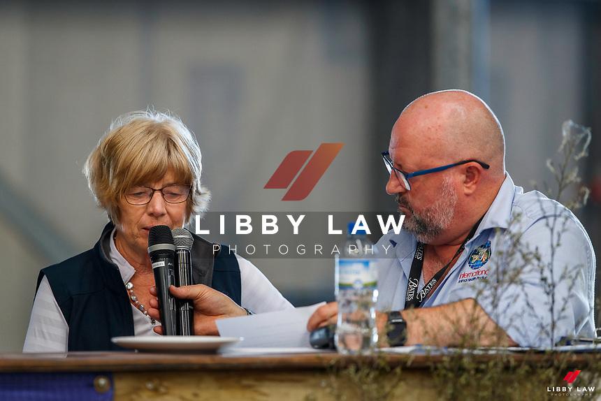 Wendy Hamerton and Kerrin Beatson. 2020 NZL-Bates Saddles NZ Dressage Championships. NEC Taupo. Friday 20 November 2020. Copyright Photo: Libby Law Photography