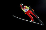 Jan Ziobro of Poland during the Men's Normal Hill Individual of the 2014 Sochi Olympic Winter Games at Russki Gorki Ski Juming Center on February 9, 2014 in Sochi, Russia. Photo by Victor Fraile / Power Sport Images