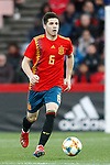 Spain's Igor Zubeldia   during the International Friendly match on 21th March, 2019 in Granada, Spain. (ALTERPHOTOS/Alconada)