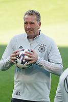 Torwarttrainer Andreas Koepke (Deutschland Germany) - Innsbruck 01.06.2021: Abschlusstraining Deutsche Nationalmannschaft
