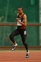4 April 2007: Arantxa King during the Stanford Invitational at Cobb Track and Angell Field in Stanford, CA.