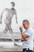 SÃO PAULO,SP, 21.10.2015 -TREINO CORINTHIANS-SP - Técnico Tite durante treino do Corinthians nesta quarta-feira 21 no CT Joaquim Grava zona leste de São Paulo.  (Foto: Fernando Nascimento/Brazil Photo Press)