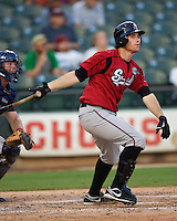 Gamel, Mat 4942.jpg. Nashville Sounds at Round Rock Express. August 27th, 2009 at the Dell Diamond in Round Rock, Texas. Photo by Andrew Woolley.