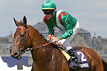Valyra (no 2 ), ridden by JP. Murtagh and trained by JC. Rouget, wins the 163 th running of the group 1 Prix de Dianes Longines for three year olds on June 17, 2012 at Chantilly Racecourse in Chantilly, France. (Jean-Philippe Debargue/Eclipse Sportswire)