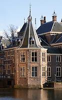 Nederland Den Haag -  maart 2021.  Het Torentje bij de Hofvijver.  Foto Berlinda van Dam / ANP / HH