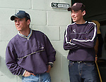 Brendan Walsh and Michael Snee; Exercise Rider for NATM