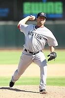 Chris Province - Mesa Solar Sox, 2009 Arizona Fall League.Photo by:  Bill Mitchell/Four Seam Images..