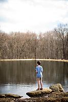 Brundage Park Fishing
