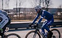 Fernando Gaviria (COL/Quick Step Floors)<br /> <br /> 70th Kuurne-Brussel-Kuurne 2018<br /> Kuurne › Kuurne: 200km (BELGIUM)