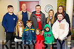 """Beauty & The Beast: The Walsh & Sharpl families from  Listowel pictured at the Listowel Pantomine Group's presentation of """"Beauty & the Beast"""" at Scoil Realta na Madna, Listowel over last weekend."""