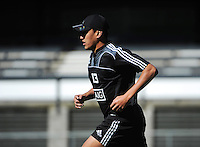 140929 Rugby - NZ Schools Captain's Run