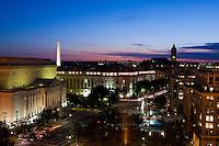 6th & Pennsylvania Ave NW Washington DC Architecture