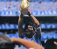 20190924 Calcio Diego Armando Maradona