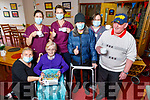 Resudents and staff at Aperee Living supporting the Coffee morning for the Irish Hospice Foundation on Thursday. Front:  Noreen Noonan and Joan Scannell. Back l to r: Caroline Ryan, Martha O'Connor, Tom O'Brien, Rachel Willet and Martin Cournane.