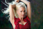 Zoe Sexton  poses for a portrait for photographer Frederic Larson in Mill Valley, CA....